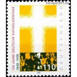 Vokietija 1998. Katalikų...