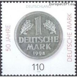 Germany 1998. Deutsche mark