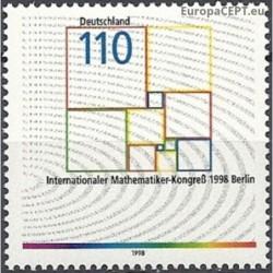 Germany 1998. Mathematics