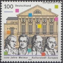 Germany 1999. 1100 years...