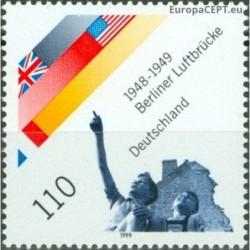 Germany 1999. Berlin blockade