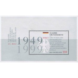 Germany 1999. Basic Law for...