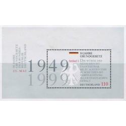 Vokietija 1999. Vokietijos...