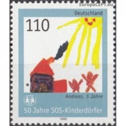 Germany 1999. SOS-Children