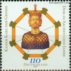 Germany 2000. Charles the...