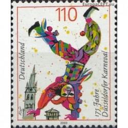 Germany 2000. Duseldorf...