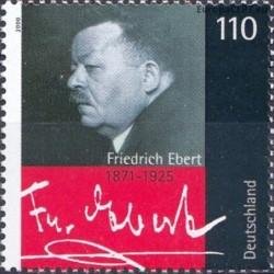 Germany 2000. Politician