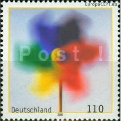 Vokietija 2000. Paštas