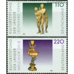 Germany 2000. Fine arts