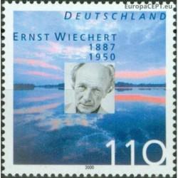 Vokietija 2000. Ernstas...