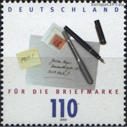 Germany 2000. Stamp Day