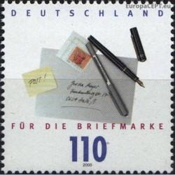 Vokietija 2000. Pašto...