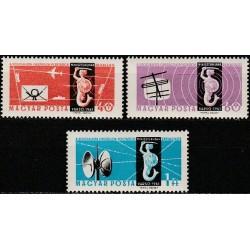 Hungary 1961. Post and...