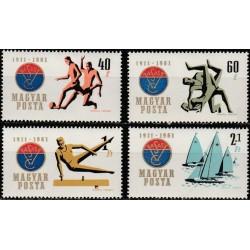 Vengrija 1961. Sportas