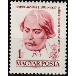 Hungary 1961. Artist