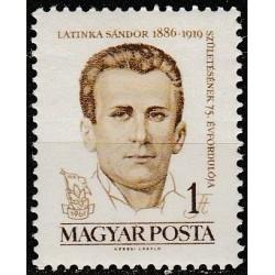 Vengrija 1961. Nacionalinis...
