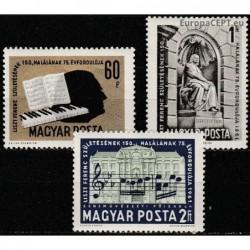 Vengrija 1961. F.Lištas