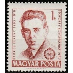 Vengrija 1962. Politikas