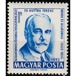 Vengrija 1962. Veterinaras