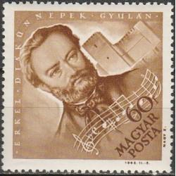 Hungary 1963. Composer
