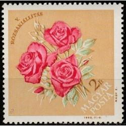 Vengrija 1963. Rožių paroda