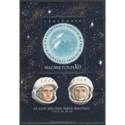 Vengrija 1963. Kosmonautai...