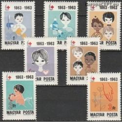 Hungary 1963. Red Cross