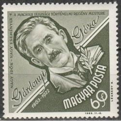 Vengrija 1963. Rašytojas