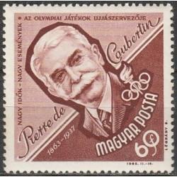 Vengrija 1963. P.Kubertinas