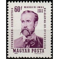 Hungary 1964. Writers