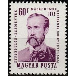 Vengrija 1964. Rašytojas