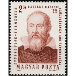 Vengrija 1964. Galilėjus