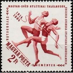 Vengrija 1964. Atletika