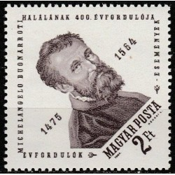 Vengrija 1964. Mikelandželas