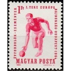 Hungary 1964. Bowling