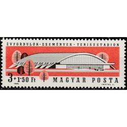 Vengrija 1964. Tenisas
