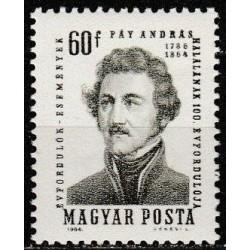 Hungary 1964. Writer