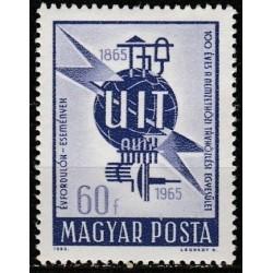 Vengrija 1965. Tarptautinė...