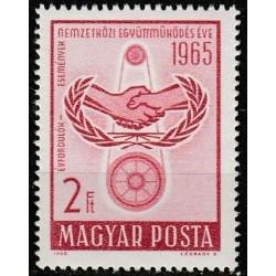 Vengrija 1965....