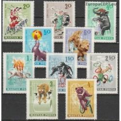 Vengrija 1965. Cirkas