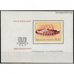 Hungary 1965. Sport events