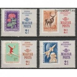 Hungary 1965. Stamp Day