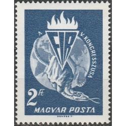 Hungary 1965. Congress