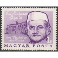 Vengrija 1966. Indijos vadovas