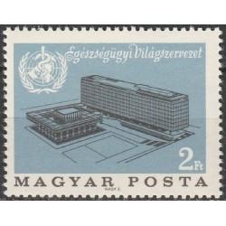 Vengrija 1966. Pasaulinė...