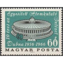Vengrija 1966. Atominė...