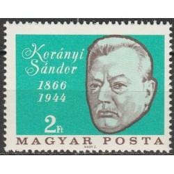 Hungary 1966. Famous...