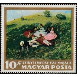 Hungary 1966. Painting