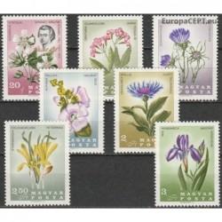 Vengrija 1967. Gėlės