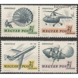 Vengrija 1967. Aviacijos...